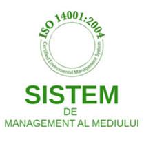 Sistem de management al mediului ISO 14001 : 2004