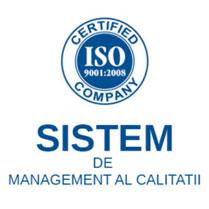 Sistem de management al calitatii ISO 9001 : 2008