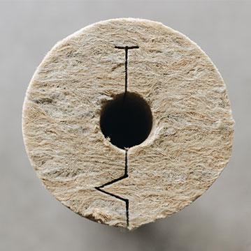 Cochilii din vata minerala necaserate